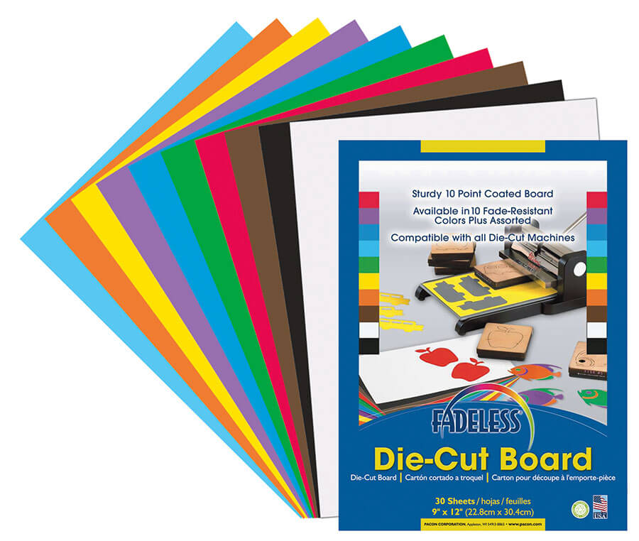 Acid free poster board
