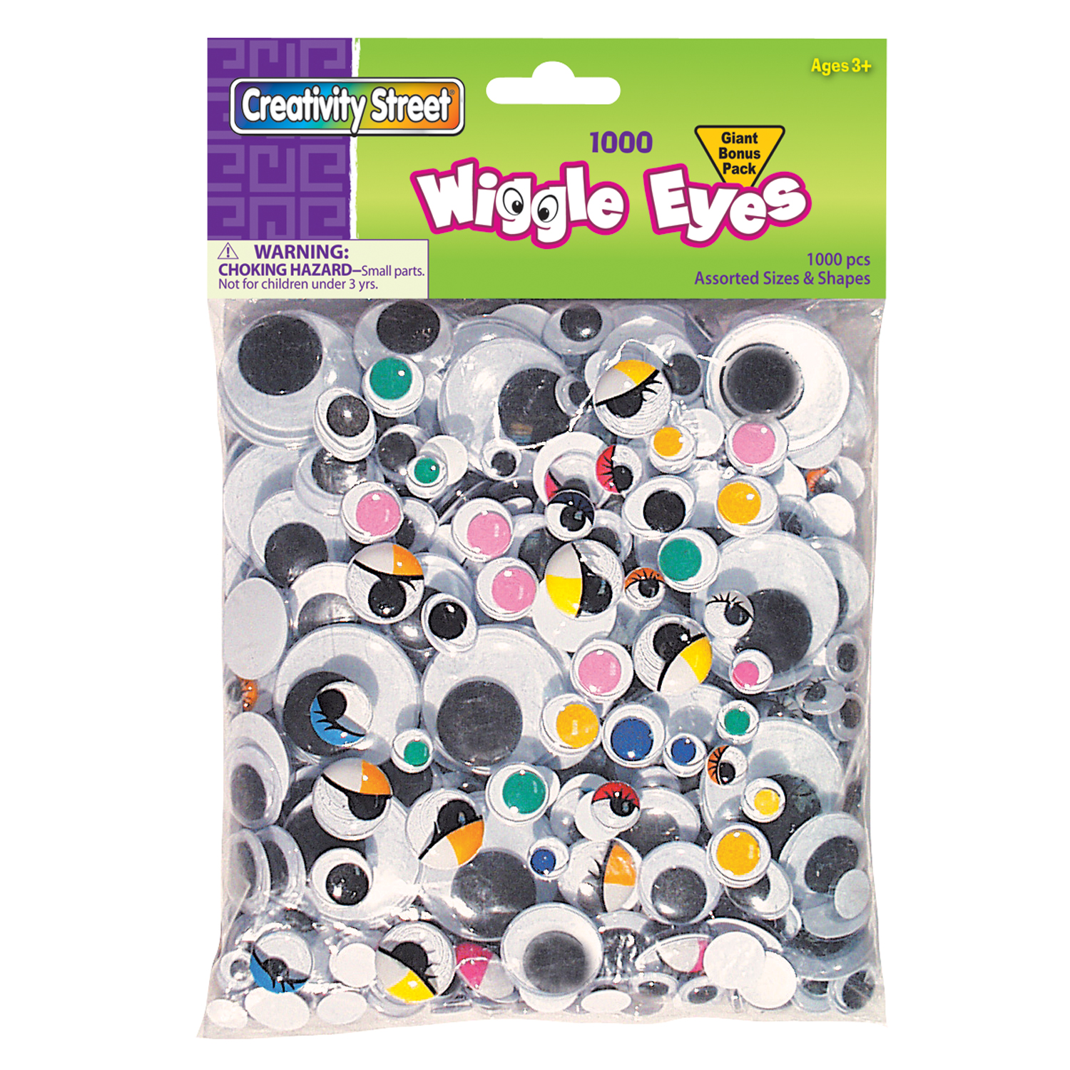 Creativity Street® Wiggle Eyes