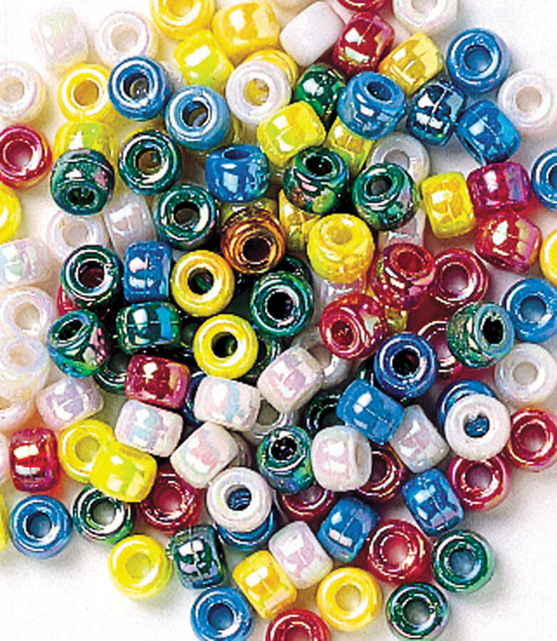 Creativity Street® Pony Beads