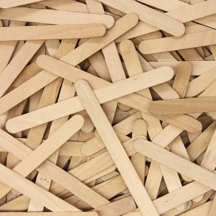 Creativity Street® Craft Sticks (Popsicle Sticks)