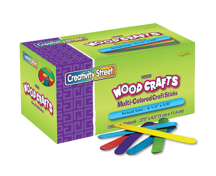 Creativity Street® Craft Sticks