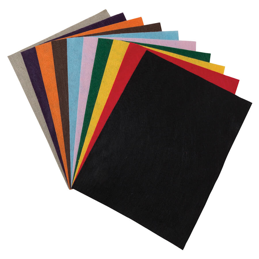 Creativity Street® Felt Sheets
