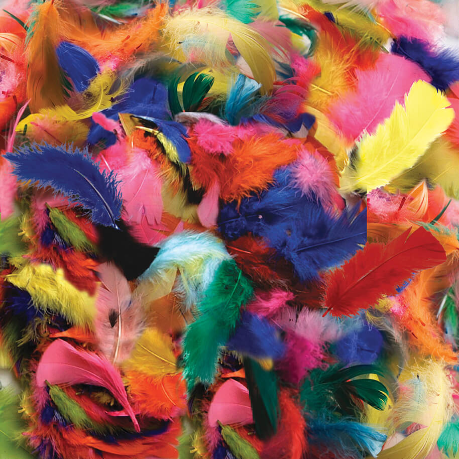 Creativity Street® Turkey Plumage