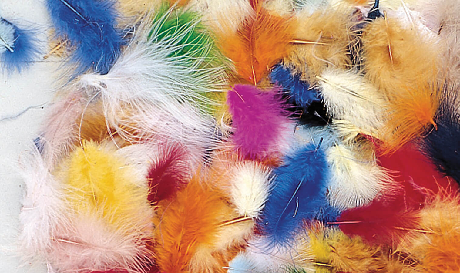 Creativity Street® Marabou Feather