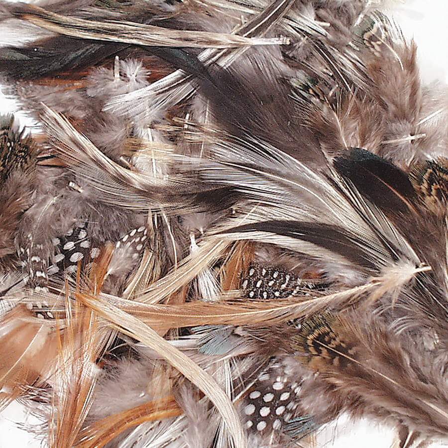 Creativity Street® Natural Feathers