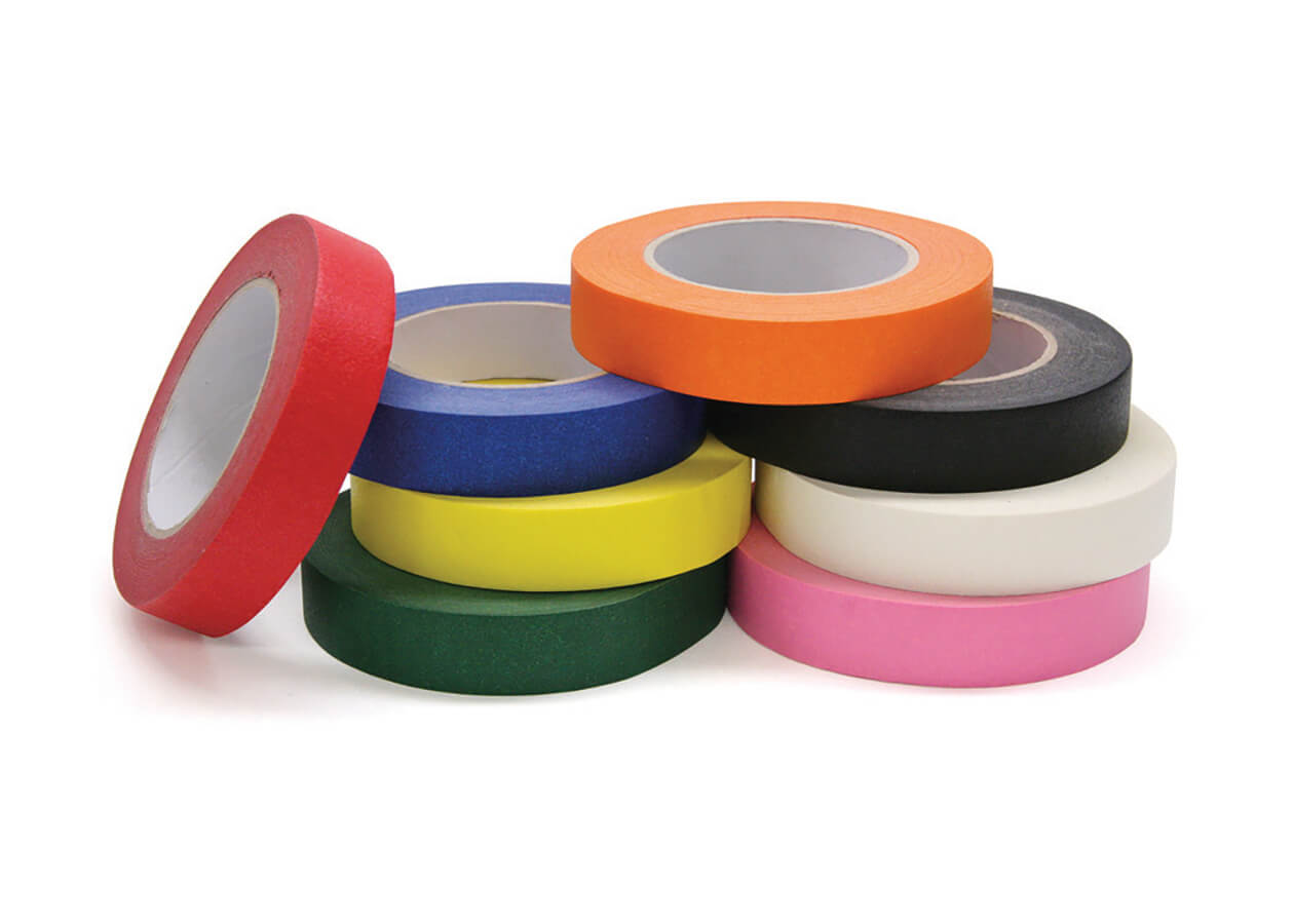 Creativity Street® Colored Masking Tape Rolls