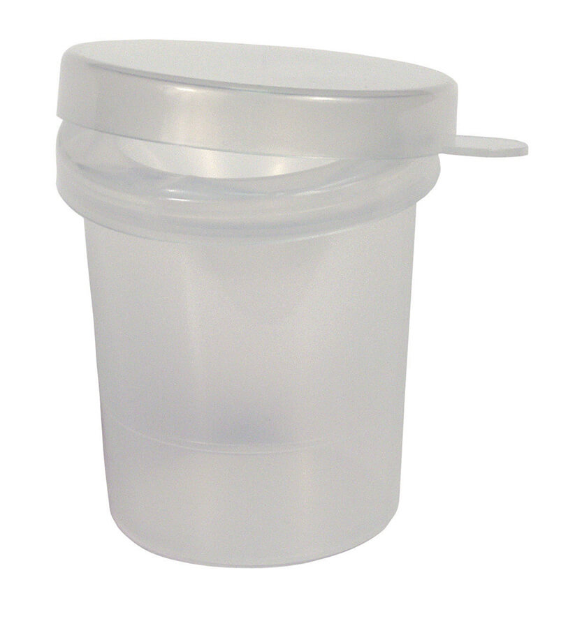 Creativity Street® No-Spill Paint Cups with Translucent Lids