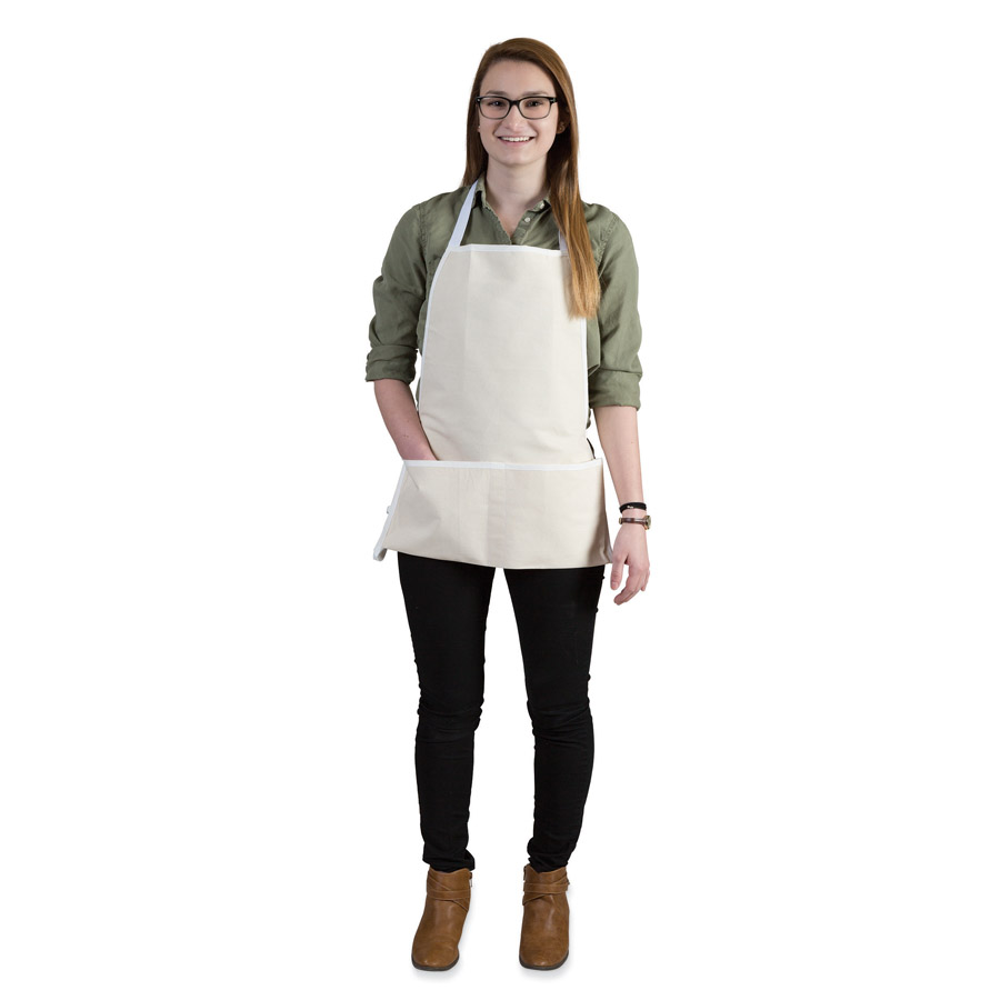 Creativity Street® Adult Cotton Apron
