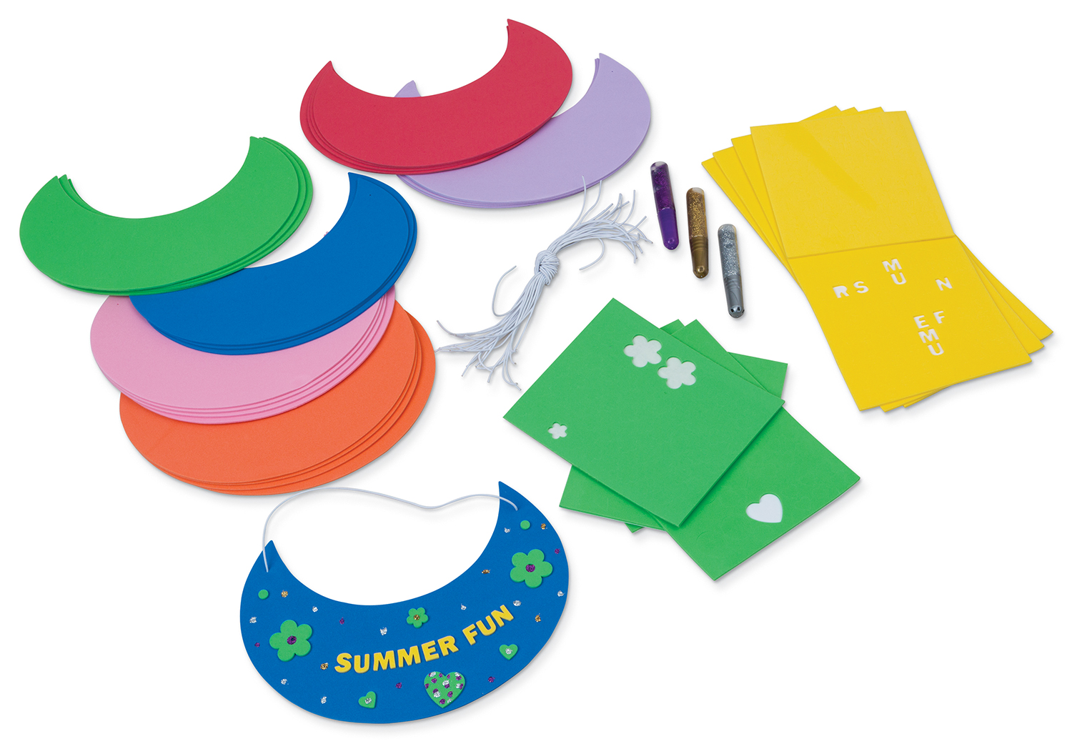 Creativity Street® Colossal Crafts® Visor Kit