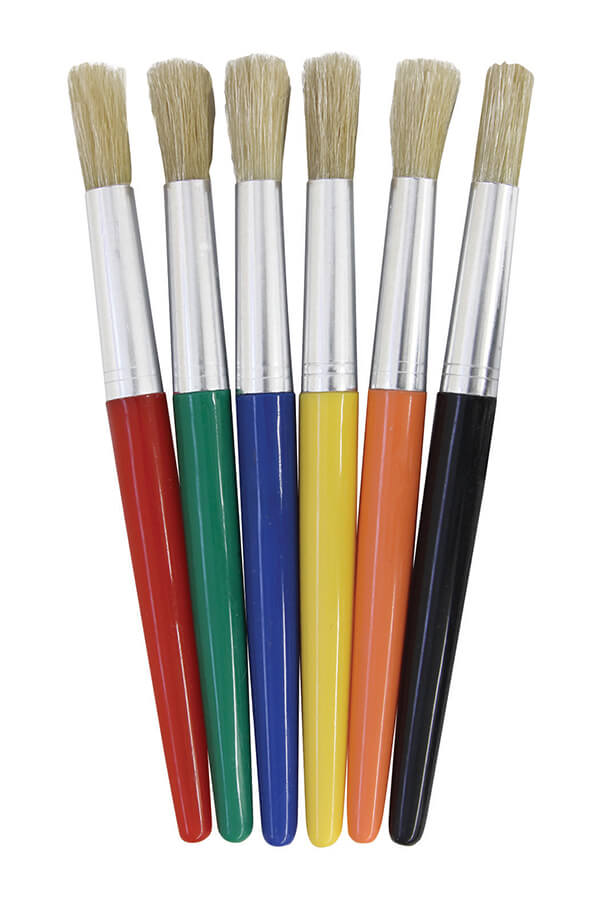 Creativity Street® Beginner Paint Brushes