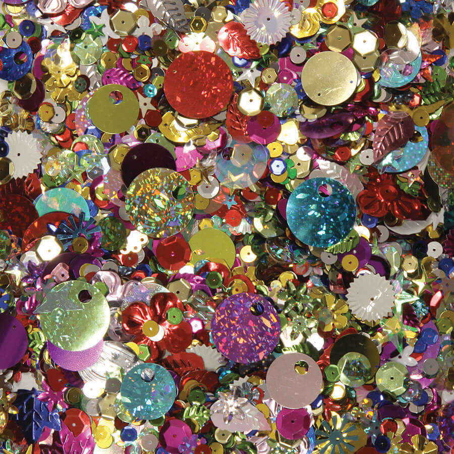 Creativity Street® Sequins and Spangles Assortment