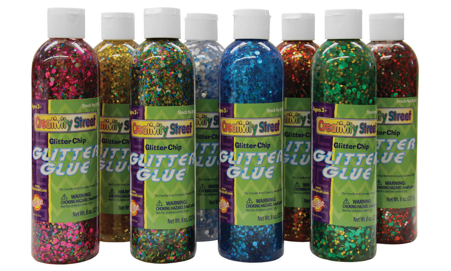 Creativity Street® Glitter Glue