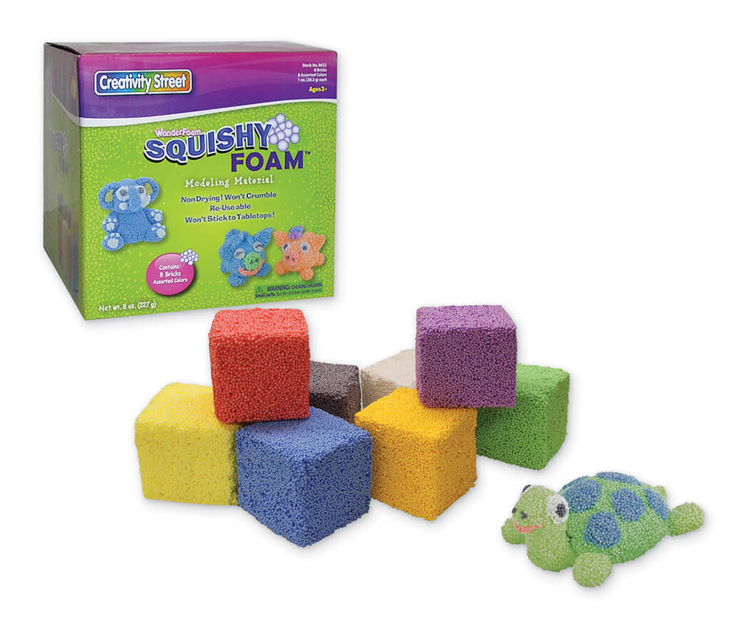 Squishy Foam  - Pacon Creative Products