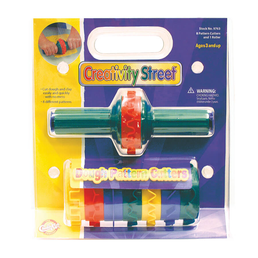 Creativity Street® Dough Pattern Cutters