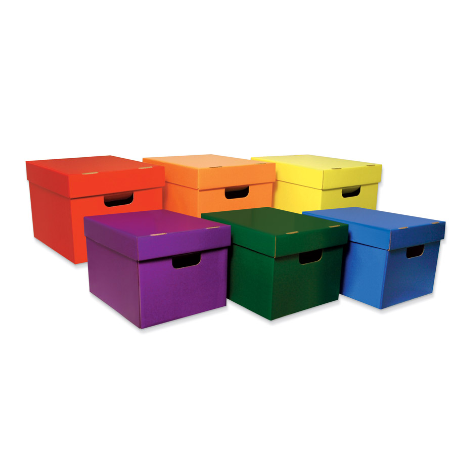 Classroom Keepers® Storage Tote Assortment