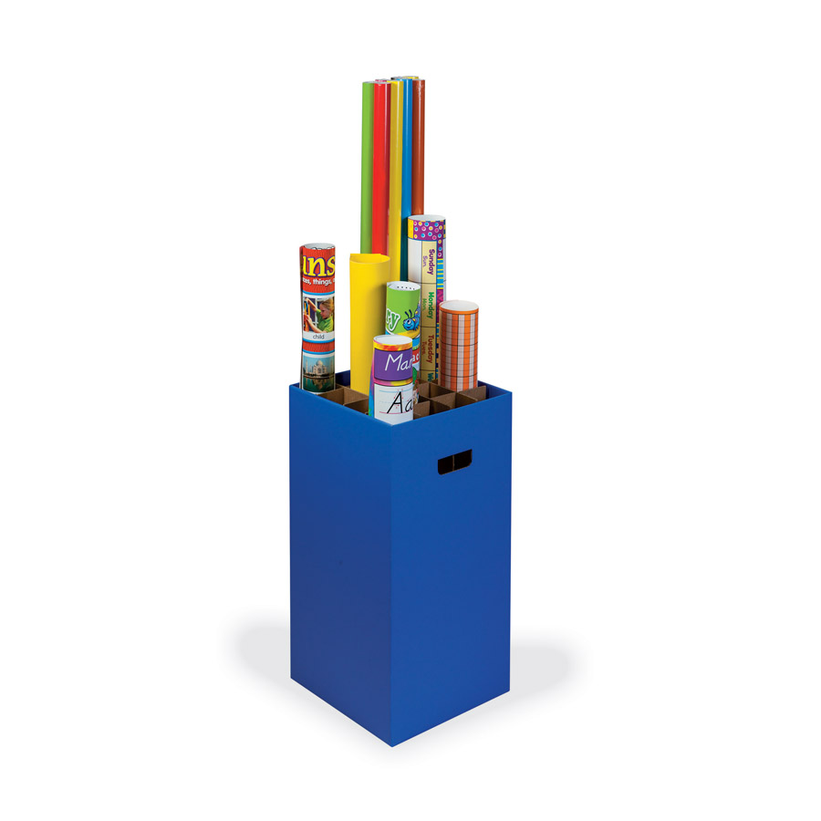 Classroom Keepers® Poster & Roll Storage