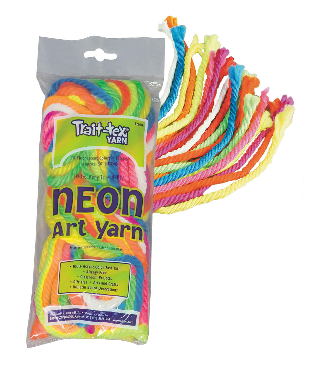 Trait-tex® Art Yarn