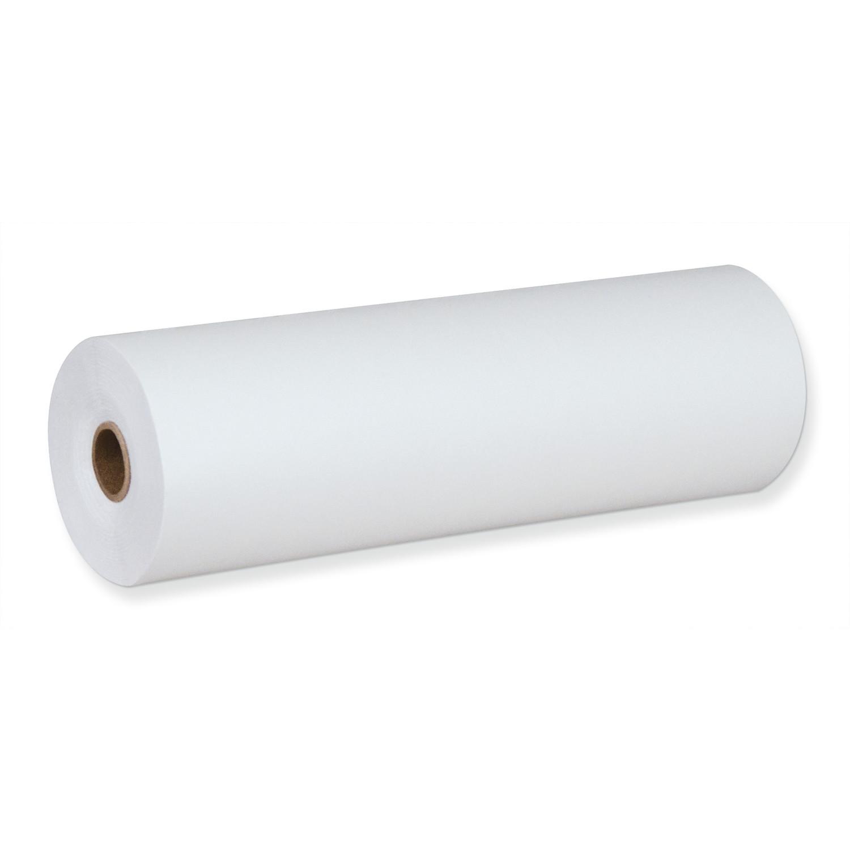 White 36 X75 Pacon Banner Roll