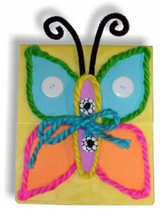 Butterfly Treat Bag