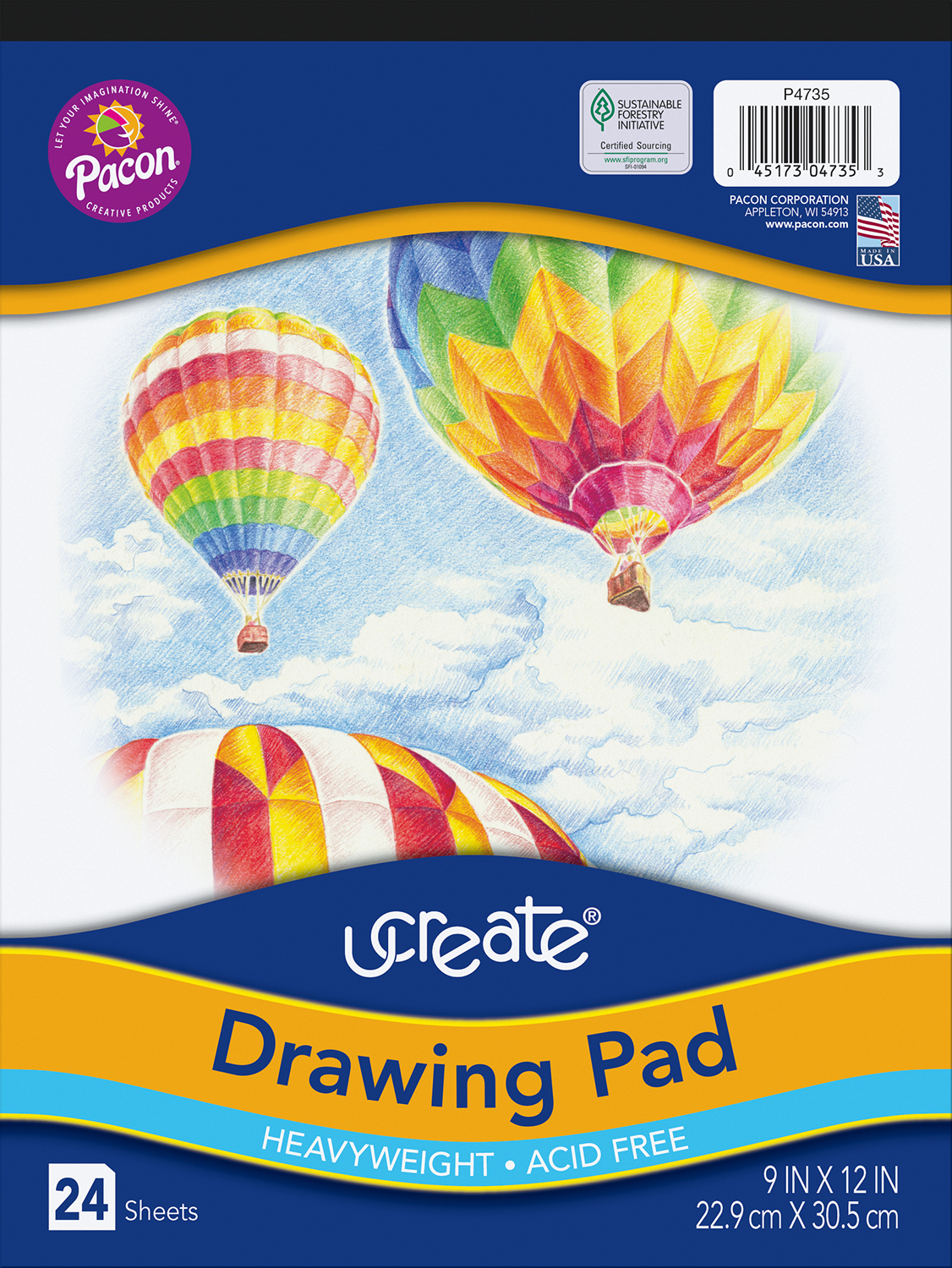 UCreate® Drawing Pad