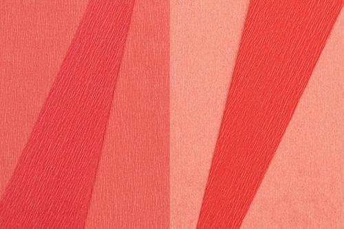 Creativity Street Double-Sided Extra Fine Crepe Paper 2//Pkg-White//Vanilla /& Vanilla//Chiffon