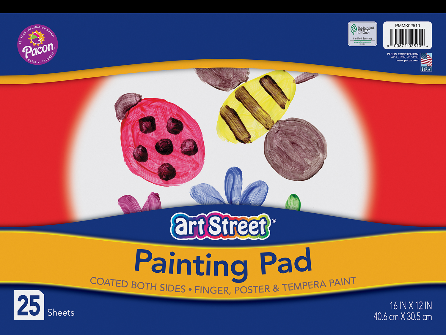 Art Street® Painting Pad