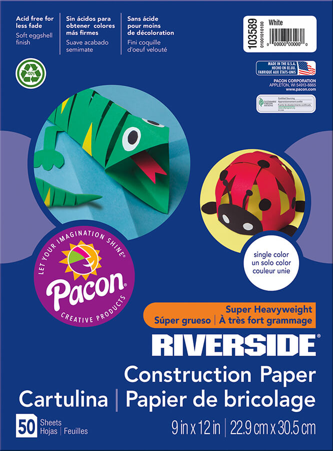 Riverside® Construction Paper  View More Products