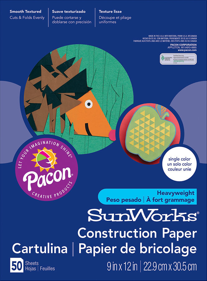 SunWorks® Construction Paper  View More Products