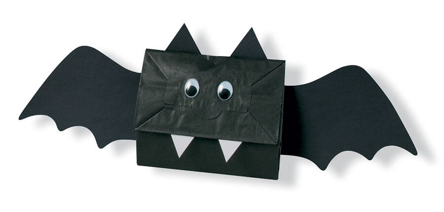 Vampire Bat Treat Bags